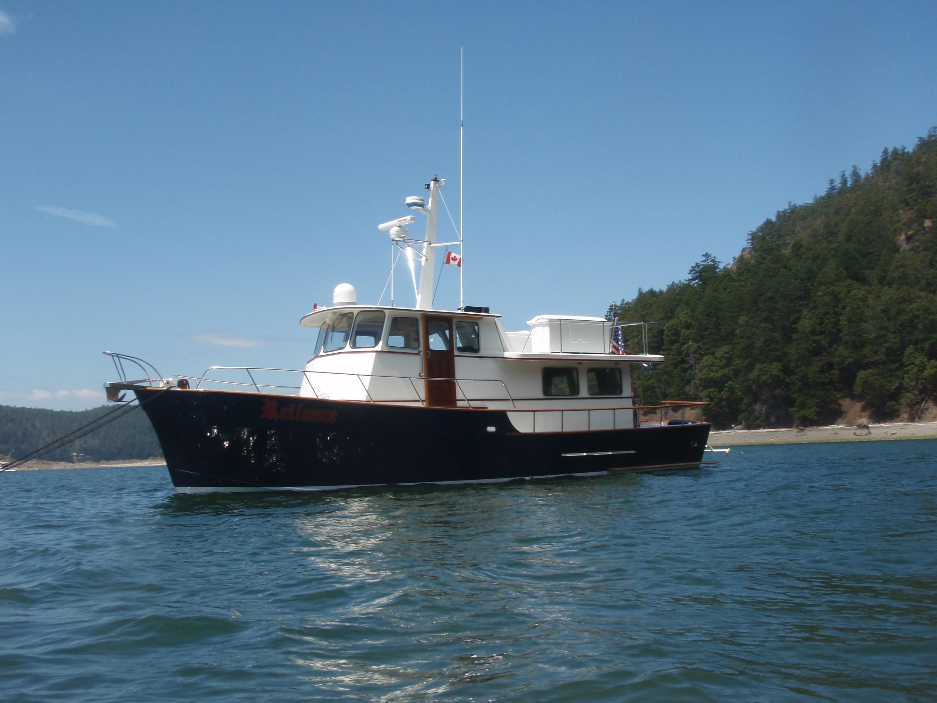 47 ft 1986 san pedro boat works trawler