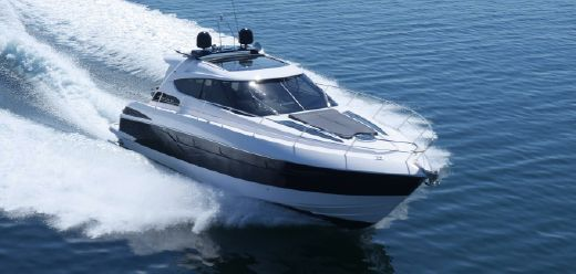 2018 Focus Motor Yachts Power 50
