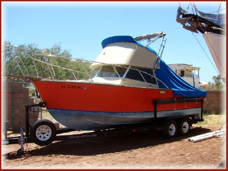 1979 Blackman Boats Fishmachine 23