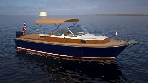 2018 Hunt Yachts Surfhunter