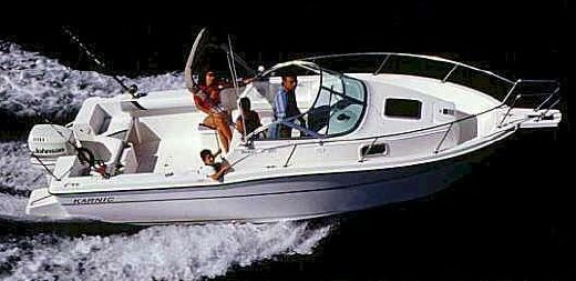 2005 Karnic Bluewater 2250