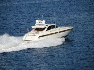 2006 Mangusta 80