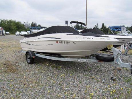 2009 Sea Ray 175 Sport