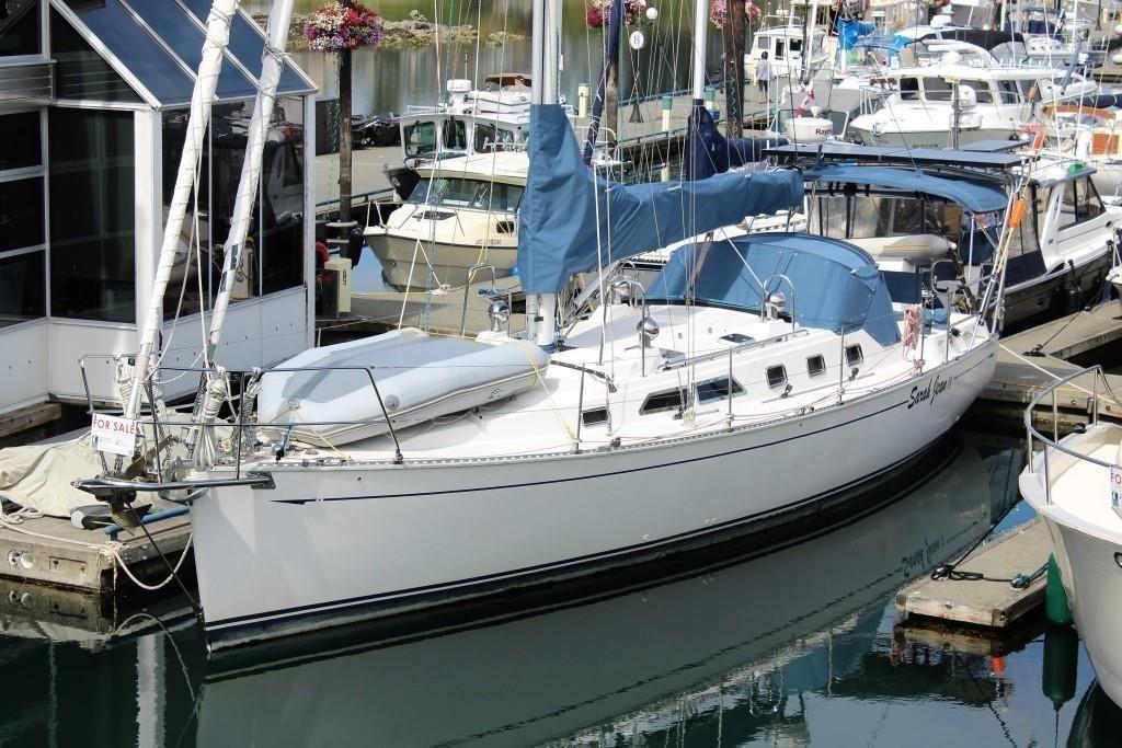 2001 Saga 43 Vela Barca in vendita - www yachtworld it