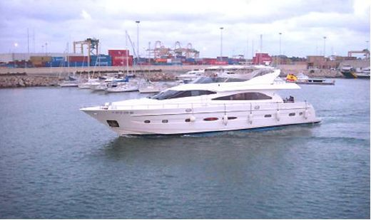 2002 Astondoa 82 GLX