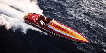 2016 Cigarette Racing 38 Top Gun