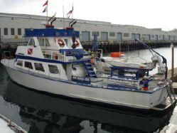 1969 Blackman Dive vessel