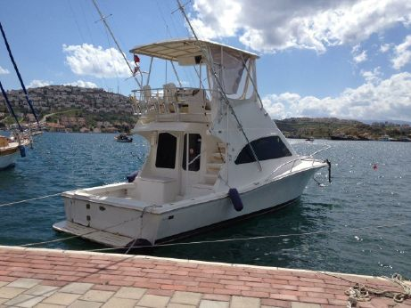 2000 Luhrs 34 Convertible
