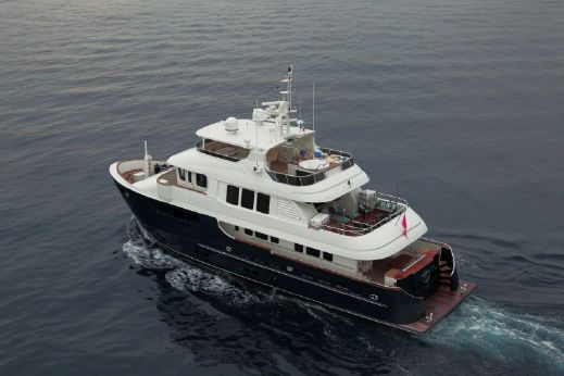 2013 Jade Yachts 95'