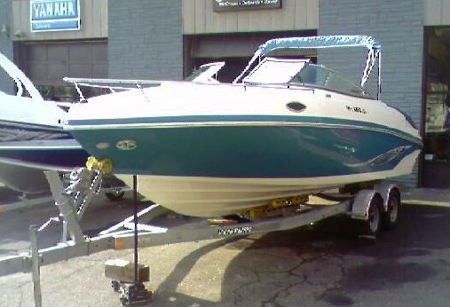 2007 Rinker 246 Cuddy Captiva