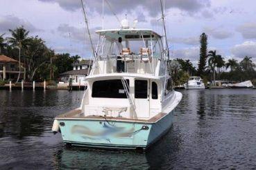 thumbnail photo 0: 2000 Ocean Yachts 48 Super Sport