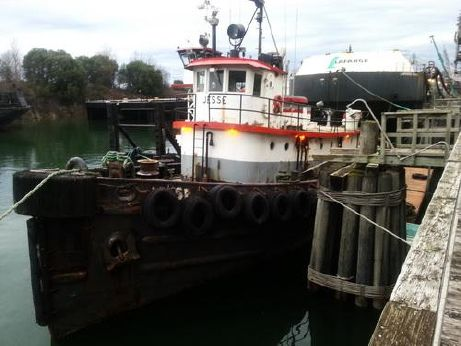 1942 Calument Shipyards Tug