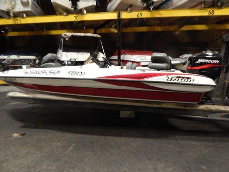 2002 Triton TR165