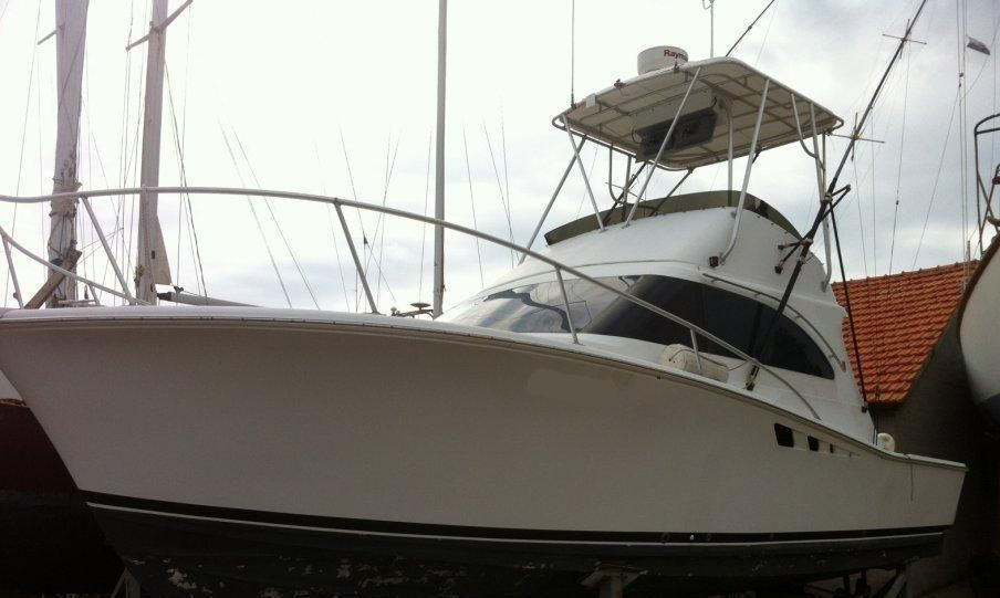 1994 Luhrs 32 Tournament Convertible Power Boat For Sale