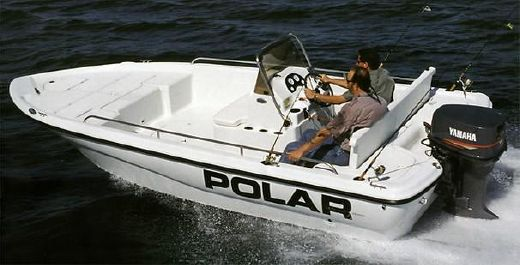 2004 Polar 1900 Bay
