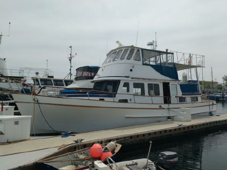 1978 C&L Puget Trawler