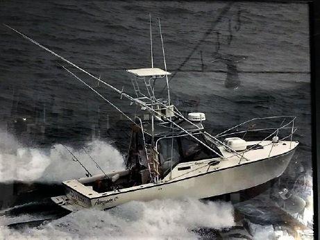 1990 Albemarle 27 express fisherman