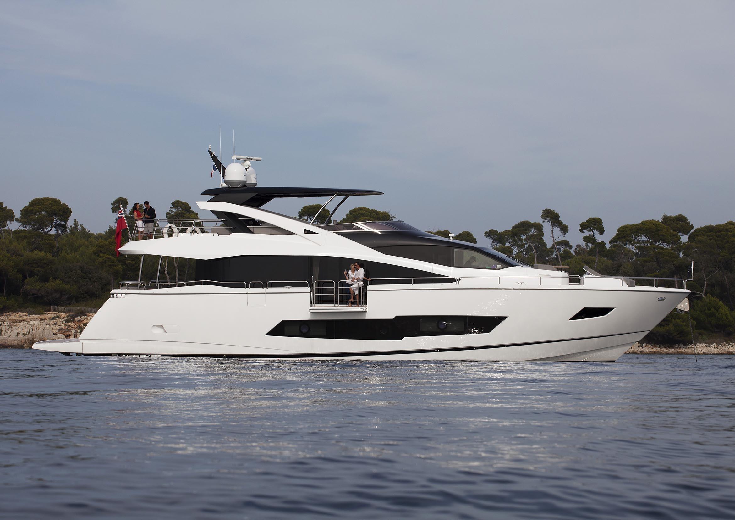 Sunseeker yacht motor boot zum verkauf yachtworld