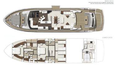 thumbnail photo 0: 2016 Sunseeker 86 Yacht
