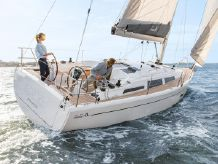 2019 Hanse 348 DEMO/ READY TO SAIL