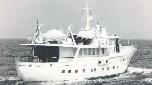 1968 Benetti 33