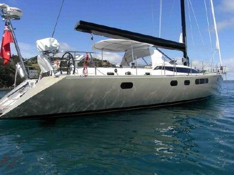 2003 Warwick Yachts - 20m Carbon Composite Cruising Sloop