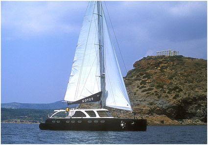 2005 Notos Sailing Catamaran