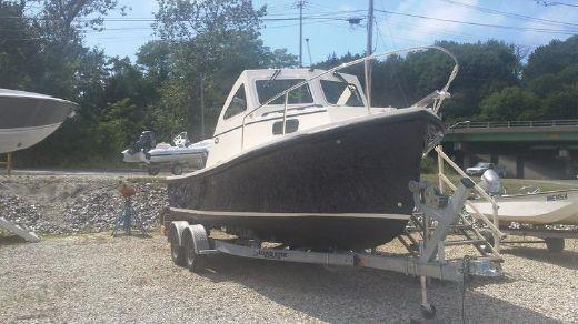 2016 Eastern Boats Sisu 22