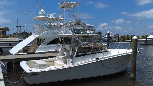1988 Topaz 32 Sportfisherman (repowered)