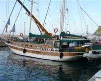 1984 Turkish Gulet 19m