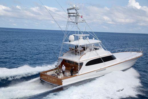 2001 Merritt Custom 80' Sportfish