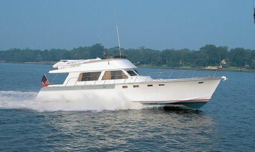 1980 Huckins Sport Cruiser