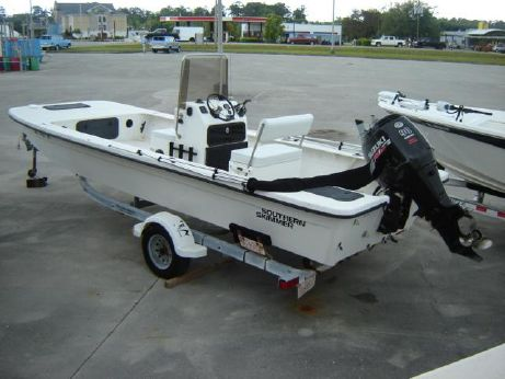 2004 Southern Skimmer 22 Skiff