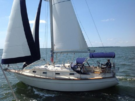 2001 Island Packet 320