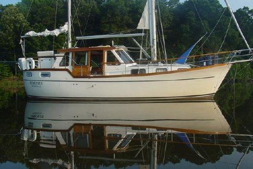 1989 Custom Siltala Yachts Nauticat