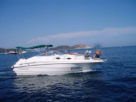 1999 Monterey 262 Cruiser