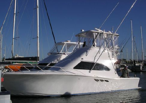 1999 Luhrs 36 Flybridge Sportsfisher