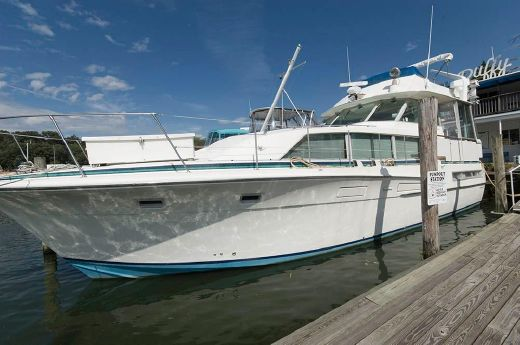 1978 Bertram 46 Flybridge Motor Yacht