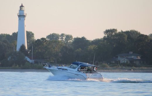 1989 Sea Ray 420/440 Sundancer