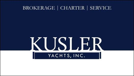 Kusler Yachts For Salelogo