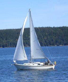 1975 Cape Dory 28 Sloop