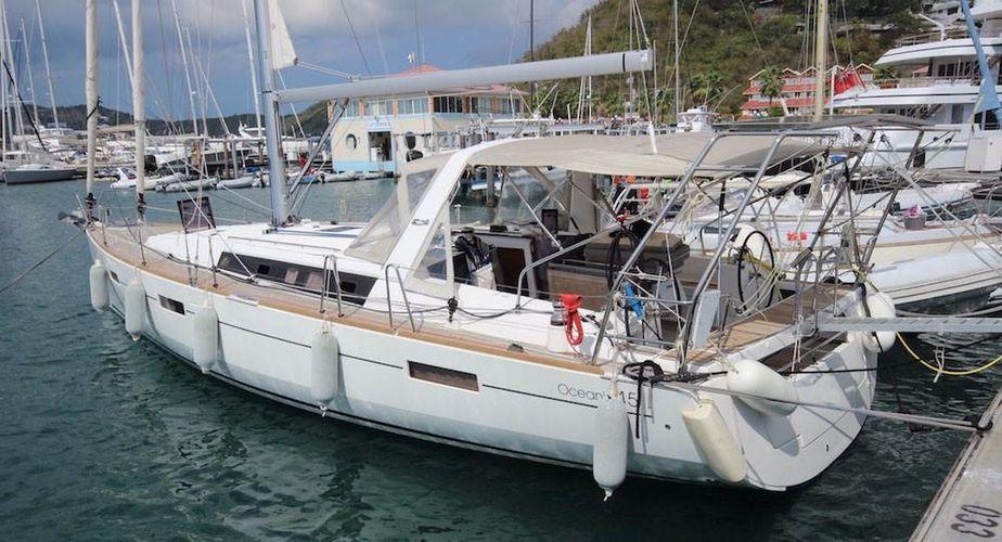 2013 Beneteau Oceanis 45 Sail Boat For Sale Www Yachtworld Com