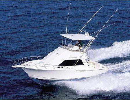 2003 Cabo Yachts Flybridge Sport Fisherman