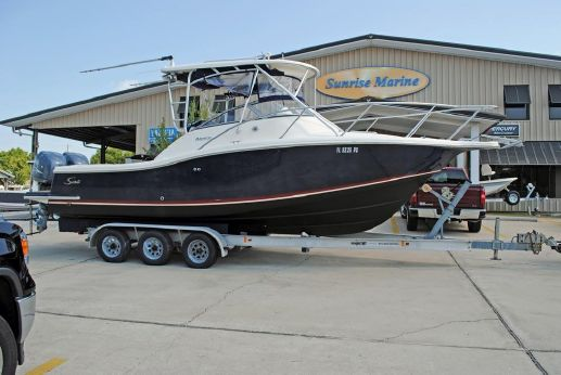 2005 Scout Boats ABACO 280