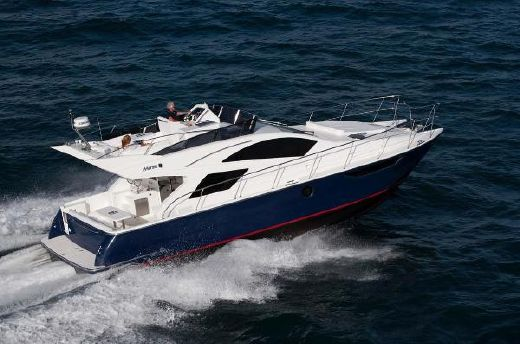 Mares 45 Catamaran Flybridge