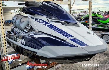 2017 Yamaha Waverunner FX Limited SVHO