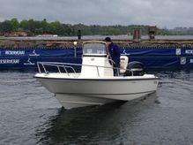 2012 Boston Whaler 190 Outrage