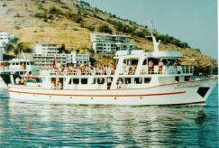 1992 Ustaoglu Shipping Ferry 200 Passenger 33m