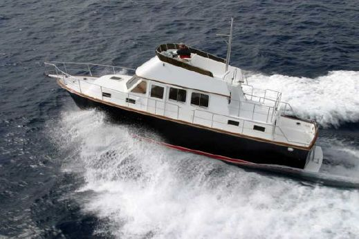 2006 Poly After cabin Fast Trawler