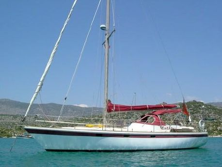 1982 Cookson 43 Sloop Cutter